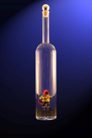 Sticla cu Pompier - SP 11