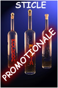 Sticle promotionale