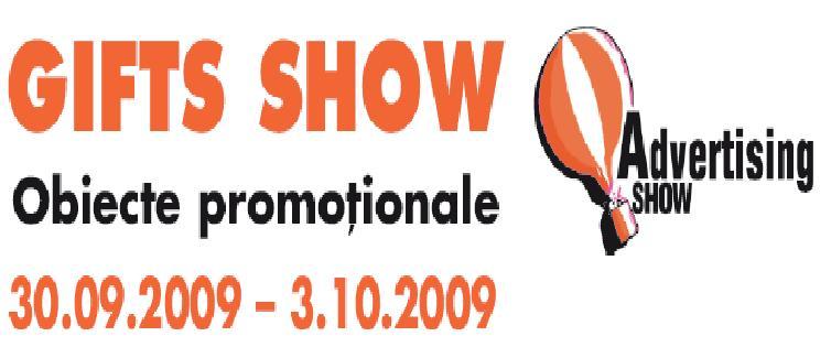 Gifts Show Bucuresti 2009