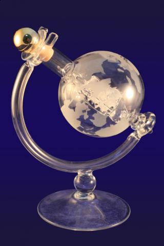 Miniglob suport sticla - SP 14